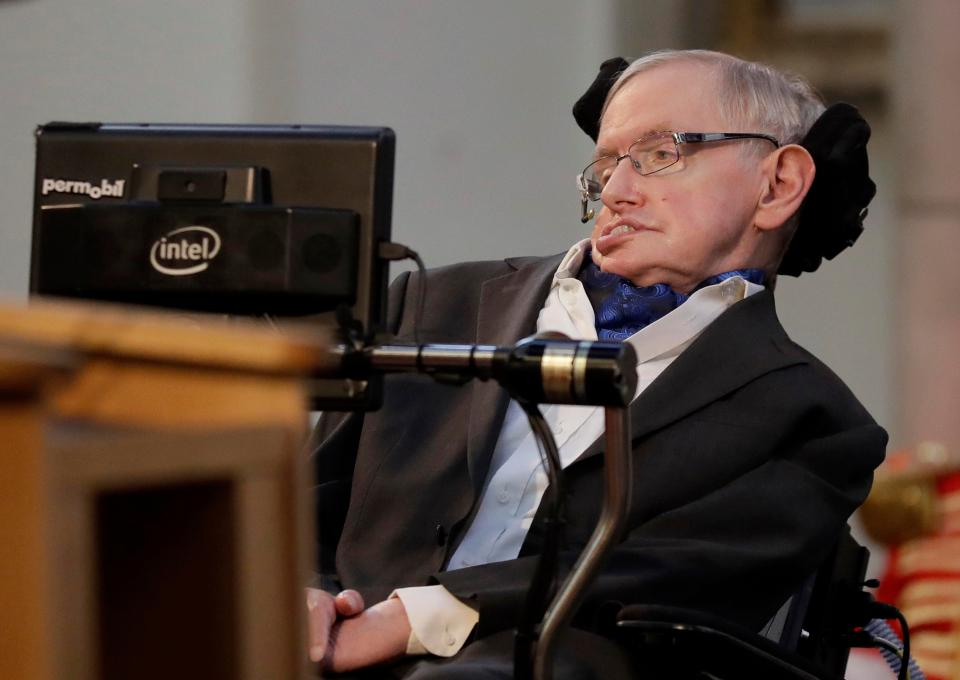 Stephen Hawking says the Earth will become a sizzling fireball by 2600