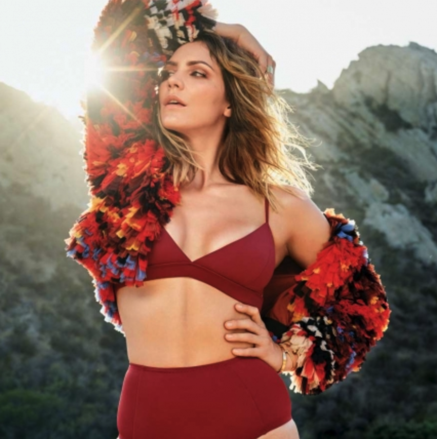 Katharine McPhee Shows off a Ton of Skin for Health Magazine [SFW PICS]