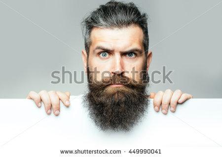 Women Seek Out Bearded Men for Long-Term Relationships