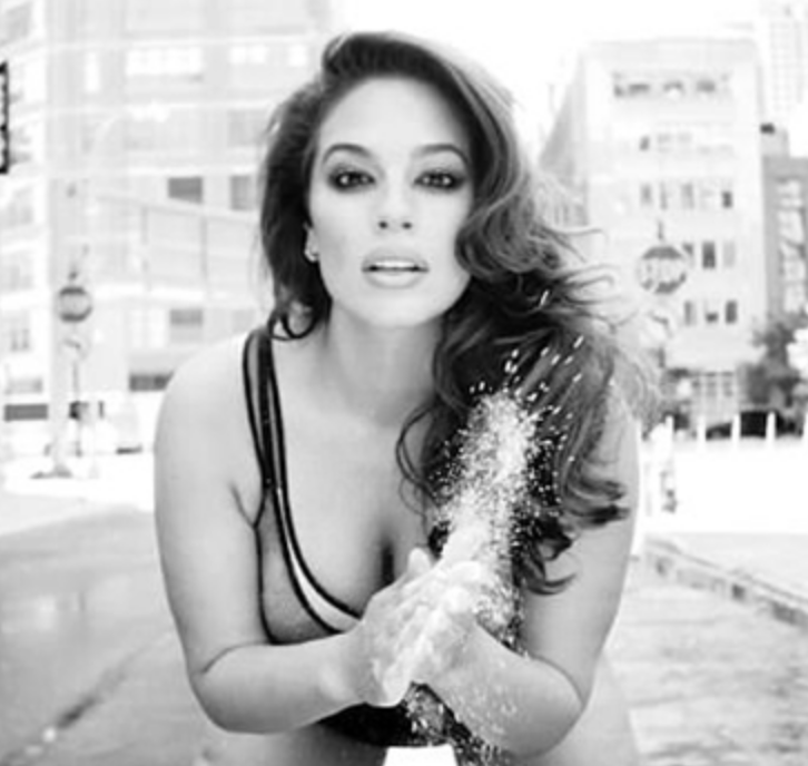 Ashley Graham Shows Off Her Booty in Racy Video for LOVE Advent Calendar [VIDEO]