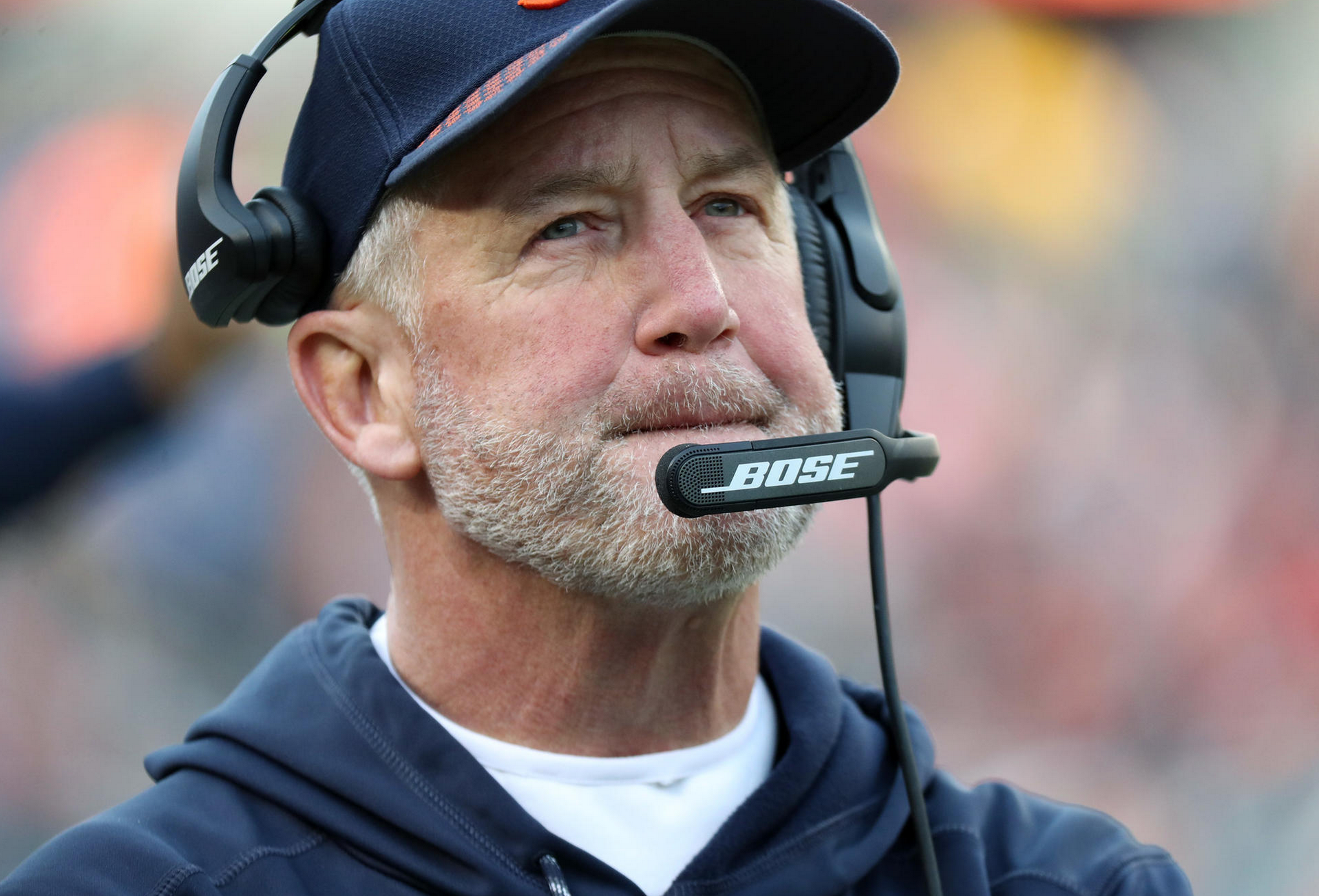 Bears Coach John Fox Has Reportedly 'Accepted His Fate,' Basically Telling People He'll Be Fired