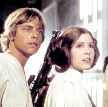 Mark Hamill Recalls 'Making Out Like Teenagers' with Carrie Fisher During Making of STAR WARS