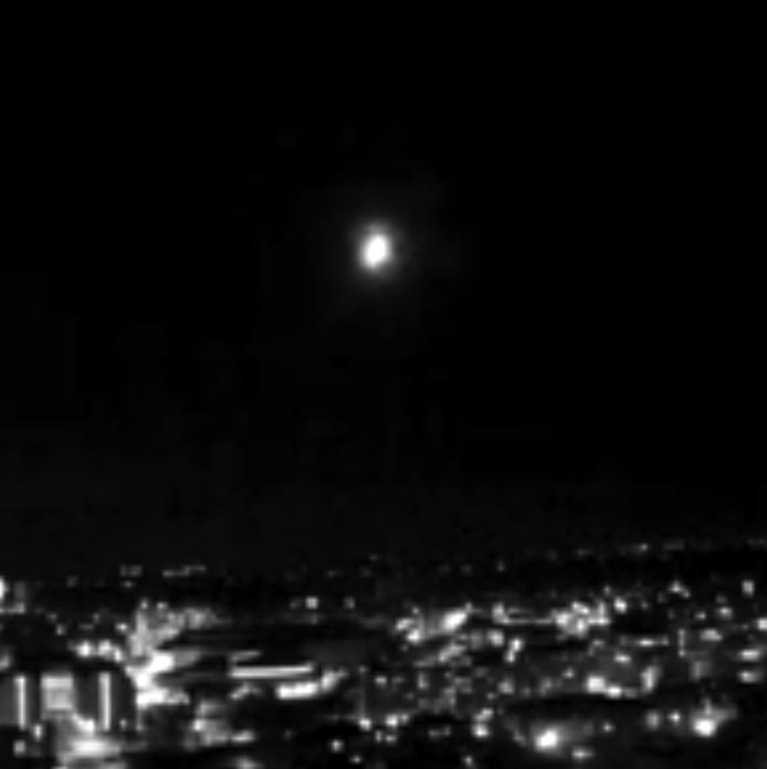 Fireball Lights up the Night Sky Over Wisconsin's Capital