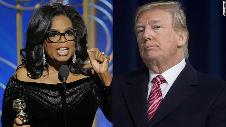 Would you vote for Oprah?