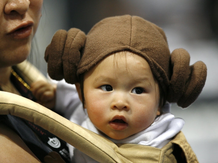 30 STAR WARS-Inspired Names Parents Are Giving Their Babies