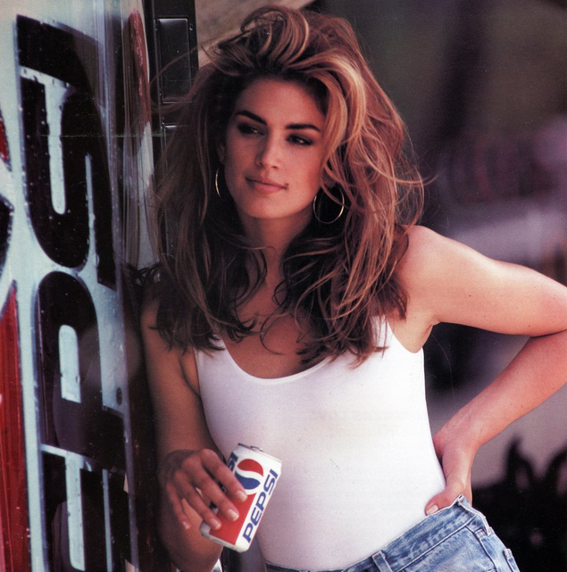 Cindy Crawford Is Reuniting with Pepsi for New Super Bowl Commercial