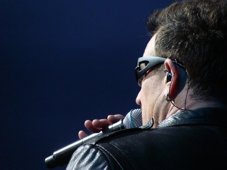 Bono Thinks Today's Music Is 'Very Girly'