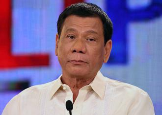 Philippines President Tells Soldiers To Shoot Female Rebels In Their Vah-gines