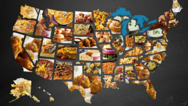 Here Are the Most Popular Super Bowl Foods by State