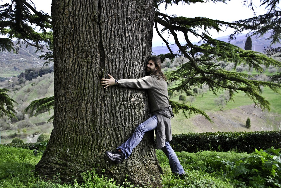 'Ecosexuals' Are Having Sex with Trees and Nature to Save the Planet