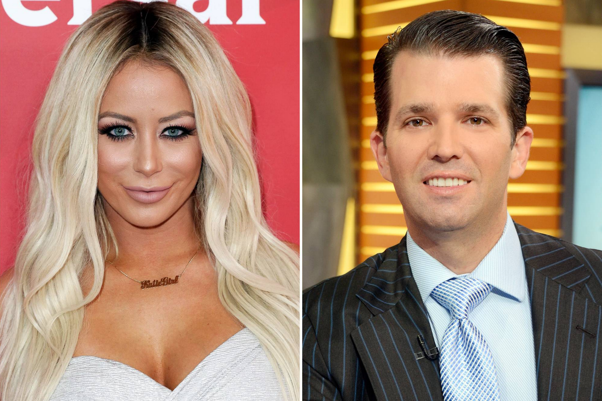 Vanessa Trump Discovered 'Sexy Texts' from Aubrey O'Day While Donald Jr. Showered