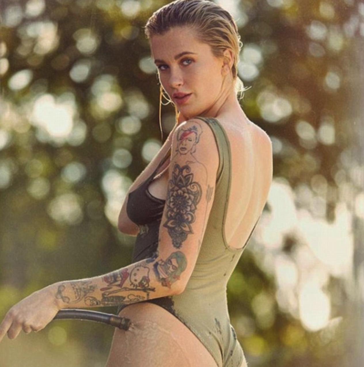 Ireland Baldwin Flaunts Her Crazy Curves in New Bikini Instagram Post