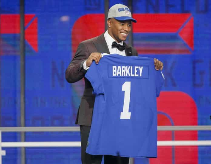 Top 15 Takeaways from the 2018 NFL Draft