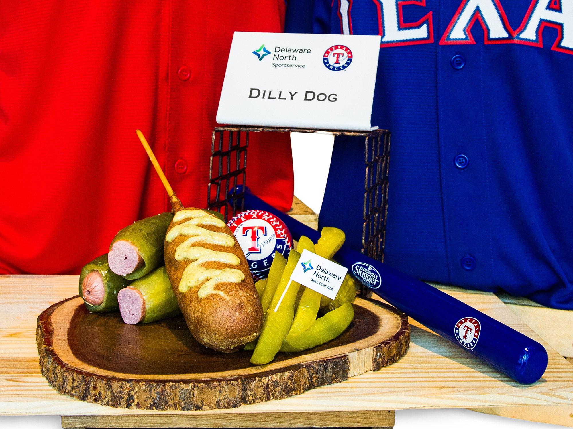 Most Outrageous Baseball Stadium Foods