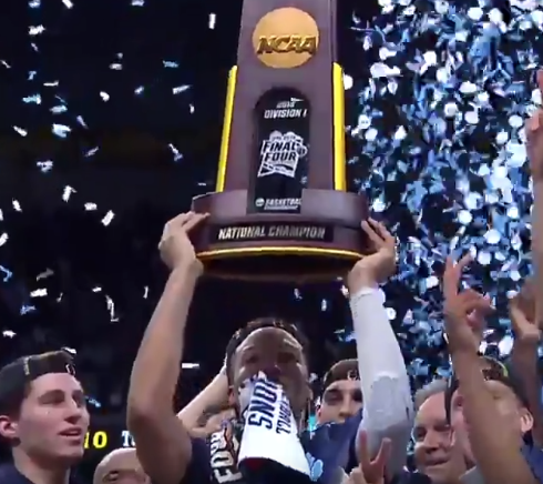 WATCH the 2018 Edition of March Madness' ONE SHINING MOMENT