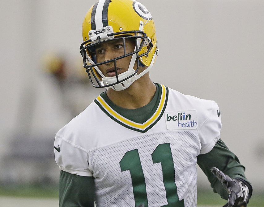 Packers WR Trevor Davis Arrested for Making Bomb Joke at Airport; Packers Release Statement
