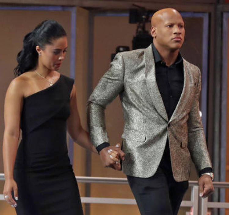 Ryan Shazier Walks Across Stage to Announce Steelers' Draft Pick Months After Devastating Spinal Injury