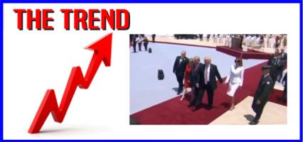 The Trend: Did The First Lady Really Do That?