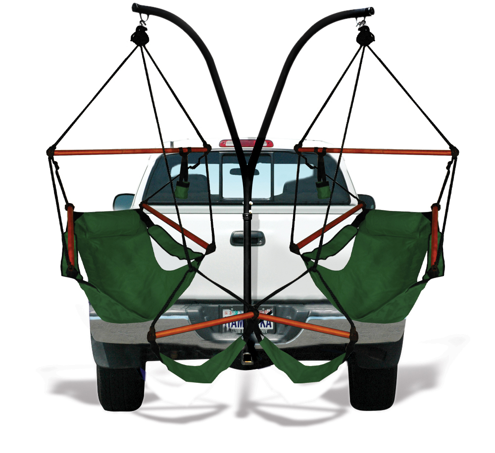 Trailer Hitch Hammock? Sign Me UP.