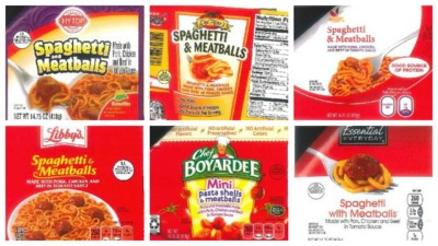 Chef Boyardee, Libby's Spaghetti and Meatballs Part of Massive Recall