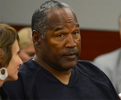 O.J. Simpson Parole Hearing Set for July