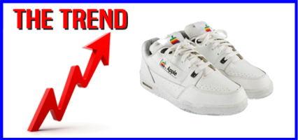 The KICKS 106.3 Morning Trend: $30,000 Sneakers?