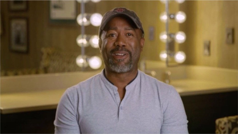 COTR Headliner Darius Rucker Has New Music On The Way