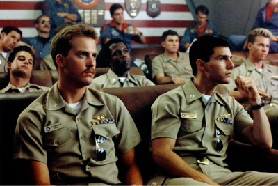 "Realease Date for ""Top Gun 2"" Set, Goose Wants Back In!"