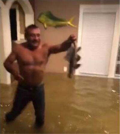 """You And Me Goin' Fishin' In The....Living Room"""