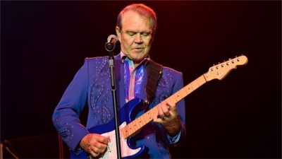 "The ""Rhinestone Cowboy"" Rides Into The Sunset: R.I.P. Glen Campbell"