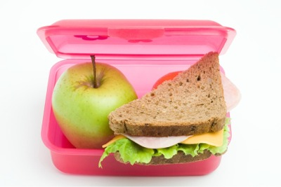 61% of Parents Say Packing A Lunch Is The Most Stressful Thing About Back-to-School