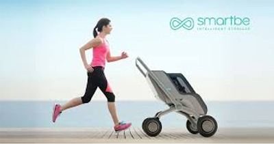 """How Many Of You Could Use An 'Intelligent Stroller?"""""""