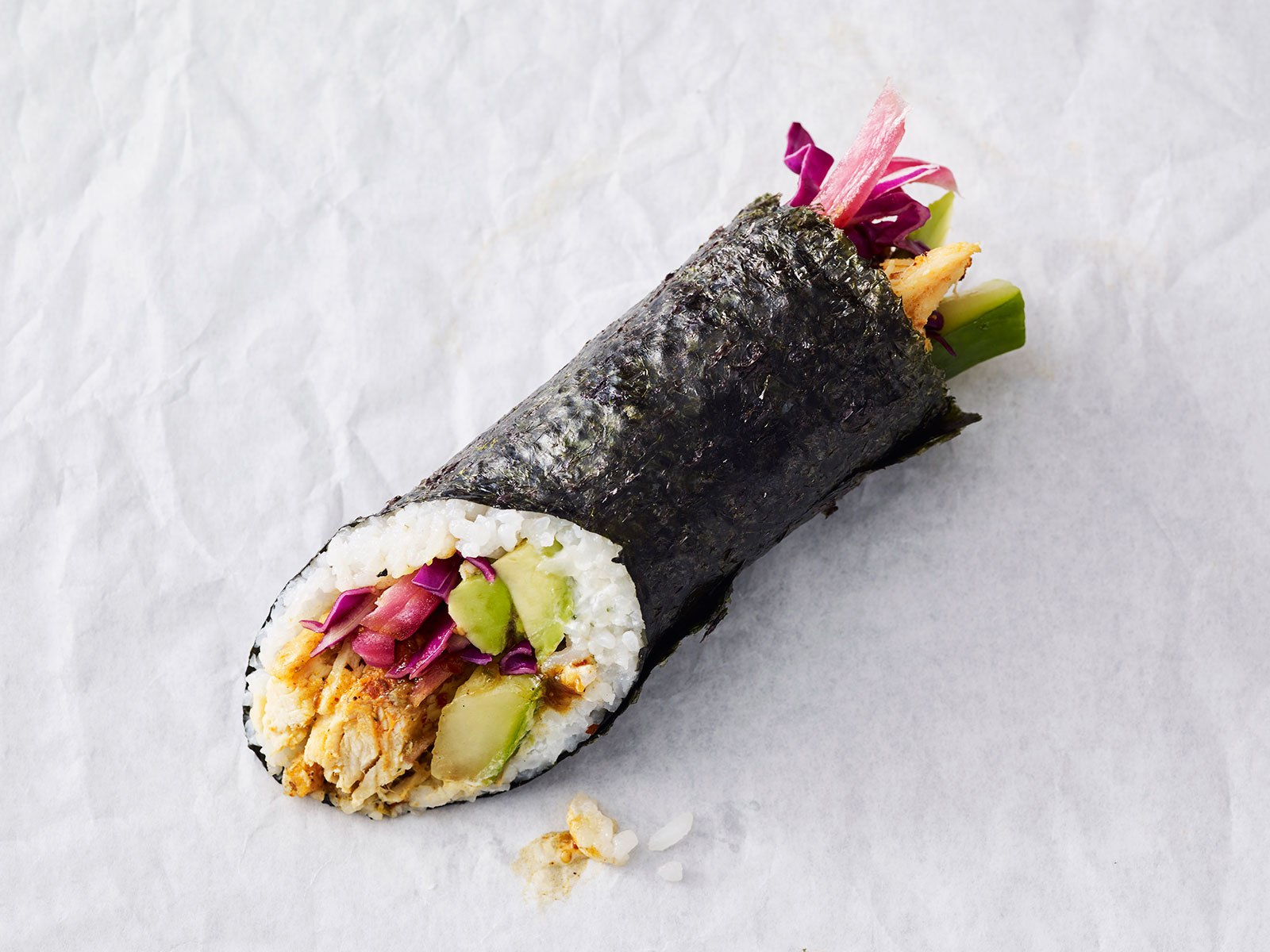 Sushi Burritos Now? No Thanks.