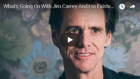 So What Is Going On With Jim Carrey?