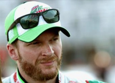Dale Earnhardt, Jr. Stirs Up Some Controversy.