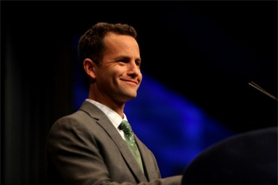 Kirk Cameron Taking Heat For Hurricane Remarks