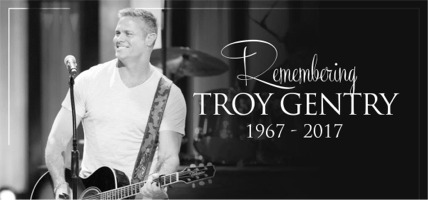 """Celebration Of Life"" Announced for Troy Gentry"