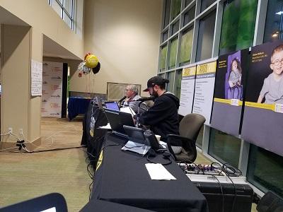 CMN Hospitals Radiothon Is A Real Team Effort