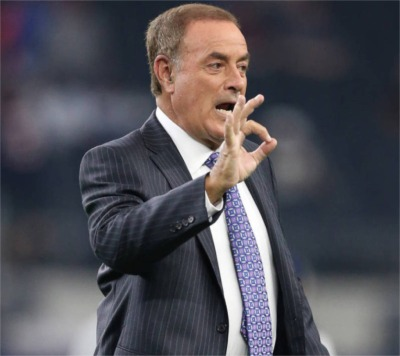 Sportscaster Al Michaels Cracks Harvey Weinstein Joke