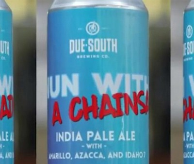 A Nun With A Chainsaw Has Inspired A New Beer!