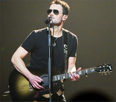 Must See: Eric Church Honors Las Vegas Shooting Victims with Empty Seats