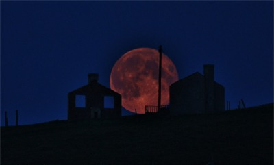 """""""Because I'm Still In Love With You On This Harvest Moon"""" --Neil Young"""