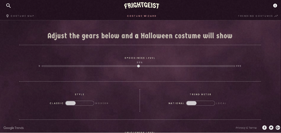 Figure Out Your Last Minute Costume