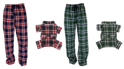 Jammies For You And Your Dog