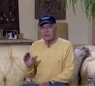 Alex Trebek Has Posted A Video After Having Surgery