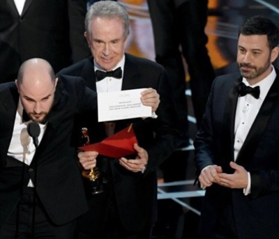 Jimmy Kimmel Is Haunted By Last Year's Oscars Fiasco