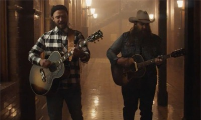 The New Justin Timberlake And Chris Stapleton Duet Is Amazing!