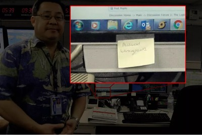 """It's Another """"Oops"""" For Hawaii Emergency Management"""