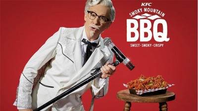 You Won't Believe Who The New Colonel Sanders Is!