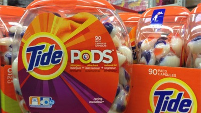 We Have A Warning For Parents About The Tide Pod Challenge
